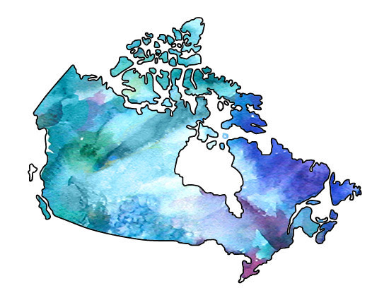 canadawatercolour